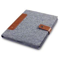 Cavalry Felt & Leather iPad 2/3/4 Folio Case by Covert (Grey/Tan) by Covert, http://www.amazon.com/dp/B00CPJMYU8/ref=cm_sw_r_pi_dp_TamWrb1VH1JQF