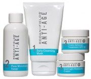 Anti-Age Regimen by Rodan and Fields for wrinkles and fine lines.  Brought to you by the doctors that created #Proactiv