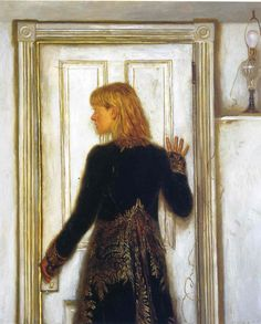 Other Voices, Jamie Wyeth, 1995