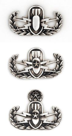 EOD  BADGES