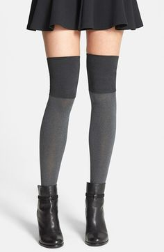 Hue Microfiber Over the Knee Boot Liners