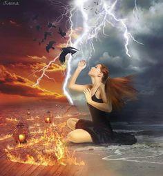 Rain n fire