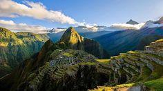 Machu Picchu pro svět znovuobjevil Hiram Bingham v roce 1911.