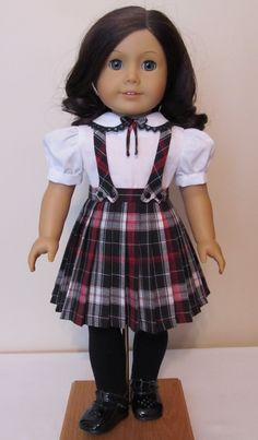 """""""Train Station"""", blouse and skirt 