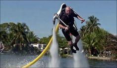 Water JetPack... yes please