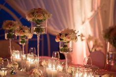 Un matrimonio chic in grigio e rosa pesca: Stefania e Giovanni