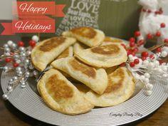 Check out these easy Semi-Homemade Empanadas Tinga de Pollo! Perfect to liven up your Winter holiday fiestas! #ad #VivaLaMorena #CollectivaLatina #holiday #recipe #appetizer