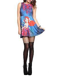 HOTTOPIC.COM - Disney The Little Mermaid Ariel Dress
