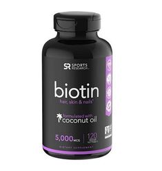 HairAnew (Unique Hair Growth Vitamins with Biotin) - Tested - for Hair, Skin and Nails - Women and Men - Addresses Vitamin Deficiencies that Could be the Cause of Hair Loss or Lack of Regrowth Hair Growth Pills, Biotin Hair Growth, Hair Growth Shampoo, Best Coconut Oil, Coconut Oil For Skin, Organic Coconut Oil, Best Hair Growth Vitamins, Hair Vitamins, Hair Growth Treatment