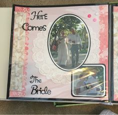 stampncricut: Wedding Album -- page 6