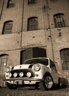 1981 Austin Mini 1000HL
