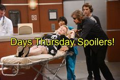 'Days of Our Lives' Spoilers: Eve's Back for Bachelorette Party – Kayla Faces Medical Crisis – Xander Has Deadly Business
