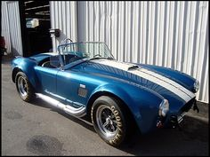 S198 1965 Shelby Cobra 427 S/C Continuation 427/550 HP, 5-Speed Photo 6