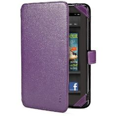 Belkin Verve Tab Folio for Kindle Fire, Purple -- 17% DISCOUNT for a limited time!--- http://www.pinterest.com.welik.es/5k