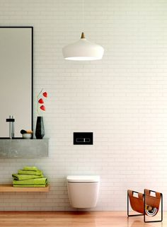 Design freedom with Reece's Hideaway+ in-wall toilet cistern