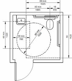 1000 images about universal design on pinterest ada Universal design bathroom floor plans