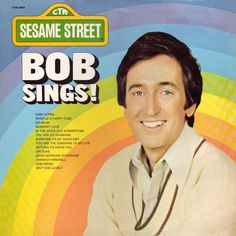 Bob McGrath- I was in the 6th grade choir that got to sing with him on stage at Century II.