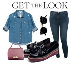 """""""Look under 150$"""" by imanko on Polyvore featuring mode, Sans Souci, M&Co et Zara"""