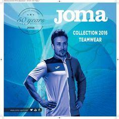 Teamwear 2016 by JOMA SPORT - issuu