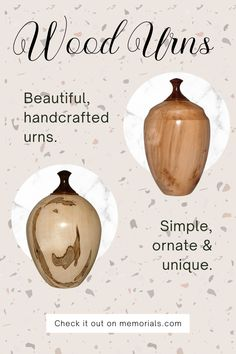 Whether you are looking for a simple wood urn, an ornate wooden urn or a unique wooden urn, we have something that will display a beautiful memorial to life. Browse through our lovely collection to see all the wooden urns for human ashes that we offer. Our lovely wooden cremation urns are the ideal way to remember your special person. In choosing the perfect wood urn, there are some thoughts to consider. Memorial Urns, Funeral Memorial, Memorial Gifts, Cremation Boxes, Pet Cremation Urns, Keepsake Urns, Keepsake Boxes, Human Ashes, Pet Urns