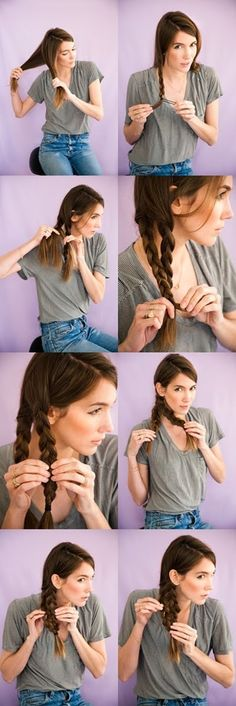 Awesome and fun hair-brading tutorial! Visit a Duane Reade near you for affordable and quality haircare!