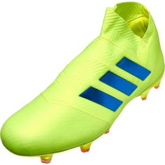 size 40 0830a aefb0 Shop for the adidas Nemeziz 18+ from the Exhibit pack. Its at soccerpro.
