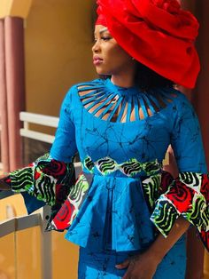 ( 05 Photos )Mode Ramadan - le « Sagnsé  African Wear Dresses, African Fashion Ankara, Latest African Fashion Dresses, African Print Fashion, Africa Fashion, African Attire, African Blouses, Latest Ankara Styles, African Traditional Dresses