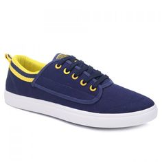 Simple Cloth and Colour Block Design Men's Casual Shoes #>=#>=#>=#>=#> Click on the pin to check out discount price, color, size, shipping, etc. Save and like it!