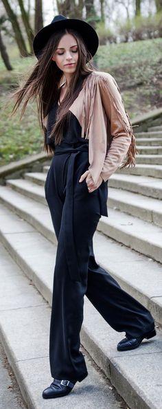 Boho Vibes Outfit Idea by JD Fashion Freak
