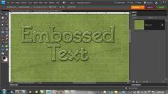 METTRE UN TEXTE EN RELIEF DANS UN PAPIER OU UNE PHOTO - Tutoriel. Méthode adaptée pour Gimp : ouvrir le papier (ou photo) / écrire le texte (ajout d'un calque de texte) / sélectionner le texte avec l'outil de sélection par couleur / déplacer le calque de texte sous le papier (ou photo) / fusionner le papier (ou photo) vers le bas avec le texte / appliquer un biseau (dans Filtres/Décor).