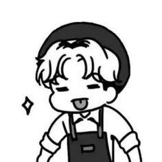 Anime Chibi, Kawaii Anime, Anime Tattoos, Anime Stickers, Funny Anime Pics, Dark Anime, Manga Pictures, Manhwa Manga, Cute Icons