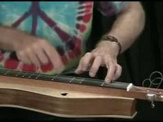 Jerry Rockwell Dulcimer Two-Handed Tapping Lesson