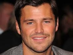 Mark Wright always groomed to perfection