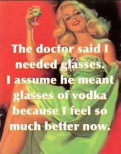 Yes, I do feel much better now.