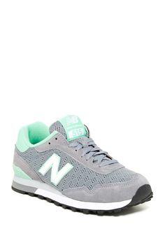 Love these Grey and Aqua New Balances