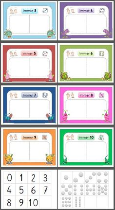 Great number decomposition in ZR 10 - Bildungsniveau Teaching First Grade, Primary Teaching, Primary Education, Teaching Math, Math Board Games, Cycle 2, Math Practices, Basic Math, Math Activities