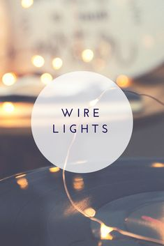 Your home décor can be transformed in a flash with these delicate, flexible and versatile micro wire fairy lights. With bendable strings in silver, black or copper, we have the perfect lights to match your style.