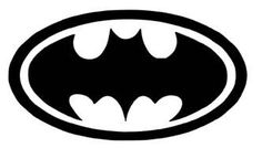 Batman Vinyl Sticker Decal by EZclick on Etsy