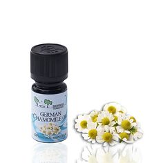 Biopark Cosmetics Sininen kamomilla eteerinen öljy (German Chamomile) 5ml, vegaaninen tuote Jasmine