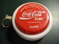Think I still have my coca cola yo yo somewhere in the loft Coca Cola, Pepsi, Coke, 90s Toys, Retro Toys, Vintage Toys, 90s Childhood, Childhood Memories, Nostalgia