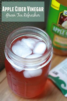 Apple Cider Vinegar Refresher-Fit Mitten Kitchen