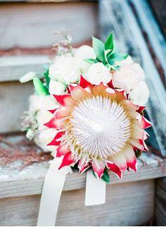 Secret Garden shoot, design:  Chic Fleur Weddings & Events, photo: Marianne Sabado   www.hochzeitsguide.com