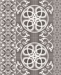 Graham & Brown 58020 Marcel Wanders Wallpaper Isabella Grey
