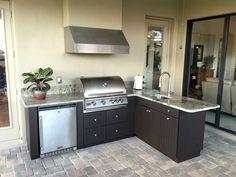 Soleic Outdoor Kitchens | Outdoor Kitchens | Pinterest | Kitchens