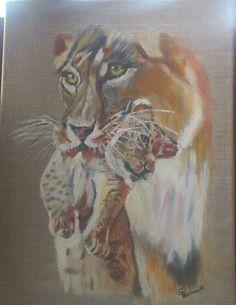 1000 images about mes tableaux peinture acrylique huile for Peinture acrylique