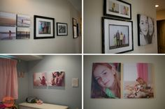 How to choose and hang photos on your wall | Missy Marie Photography