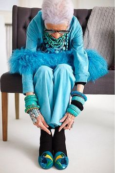 the one and only iris apfel