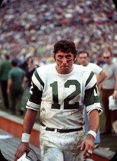 original slide transparency Joe Namath New York Jets New York Jets Football, Steelers Football, School Football, Sport Football, Alabama Football, Football Stuff, School Sports, Football Cards, American Football League