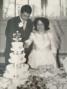 My Nan and Grandad wedding   Anniversary   23rd March 1963