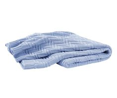 Home :: BED :: THROWS & COVERLETS :: Genoa Blue Throw